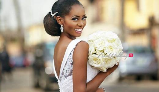 Nigerian Bridal Hair Accessories Yes I Do Bridal LoveweddingsNG feat