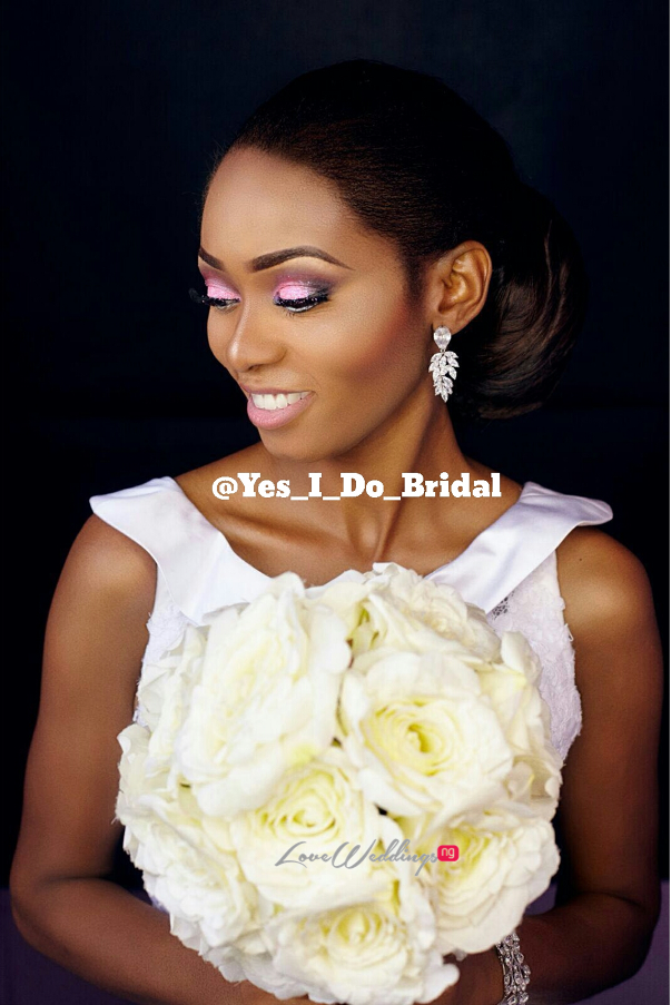 Nigerian Bridal Hair Inspiration Yes I Do Bridal LoveweddingsNG 2