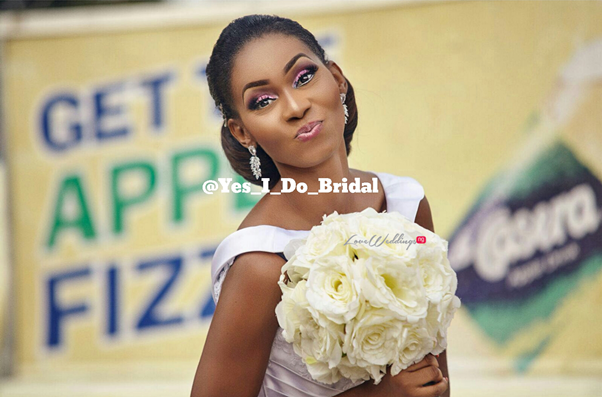 Nigerian Bridal Hair Inspiration Yes I Do Bridal LoveweddingsNG 3
