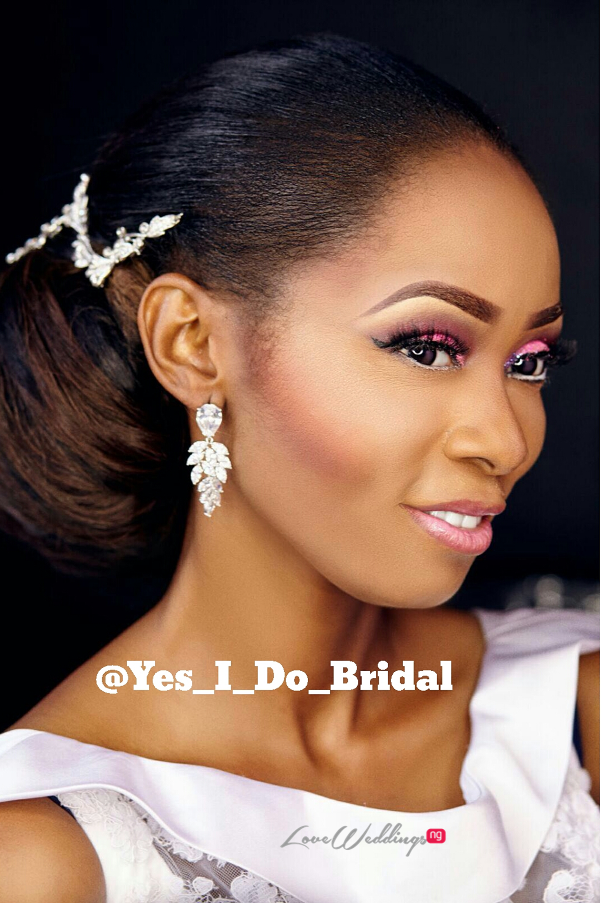 Nigerian Bridal Hair Inspiration Yes I Do Bridal LoveweddingsNG 5