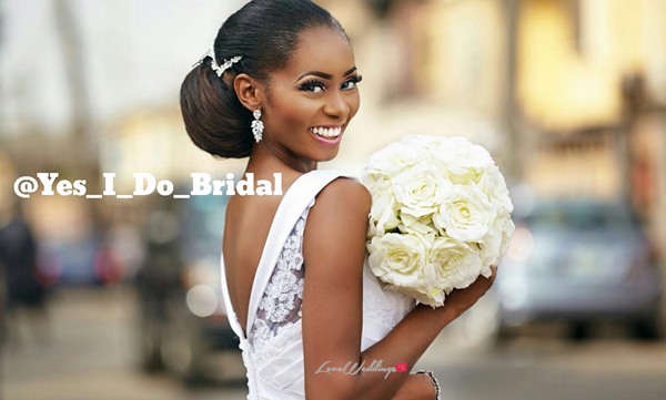 Nigerian Bridal Hair Inspiration Yes I Do Bridal LoveweddingsNG