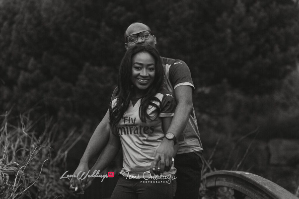 Nigerian Engagement Shoot Bilkisu and Hakeem Femi Onatuga LoveweddingsNG 3