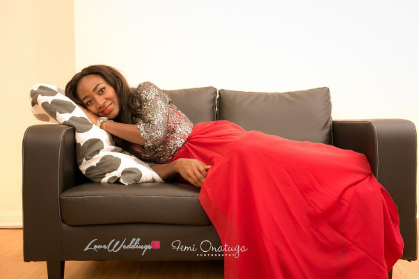 Nigerian Engagement Shoot Bilkisu and Hakeem Femi Onatuga LoveweddingsNG 5