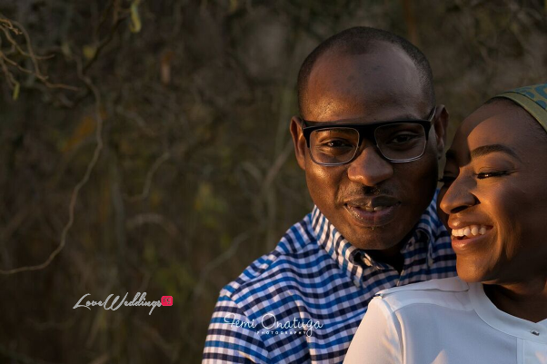 Nigerian Engagement Shoot Bilkisu and Hakeem Femi Onatuga LoveweddingsNG 8