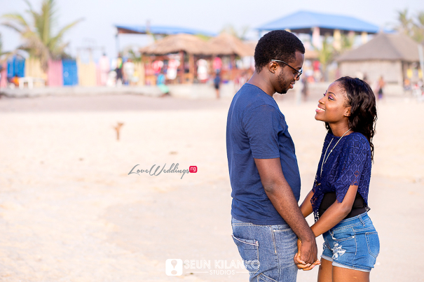 Nigerian Engagement Shoot Folake and Dotun Seun Kilanko Studios LoveweddingsNG 5