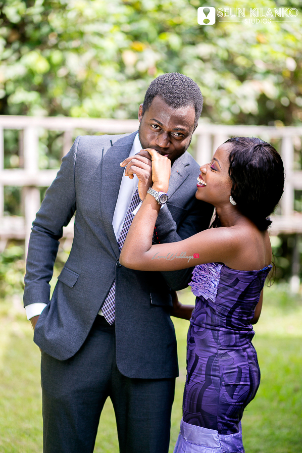 Nigerian Engagement Shoot Folake and Dotun Seun Kilanko Studios LoveweddingsNG