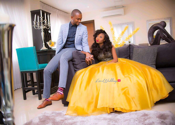 Nigerian Engagement Shoot #FrankOmoh2016 LoveweddingsNG 5