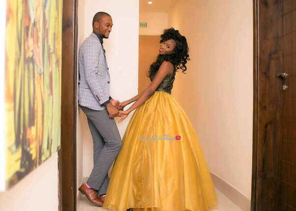 Nigerian Engagement Shoot #FrankOmoh2016 LoveweddingsNG 8