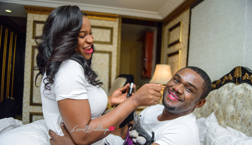 Nigerian Engagement Shoot - Ginika and Okey LoveweddingsNG 15