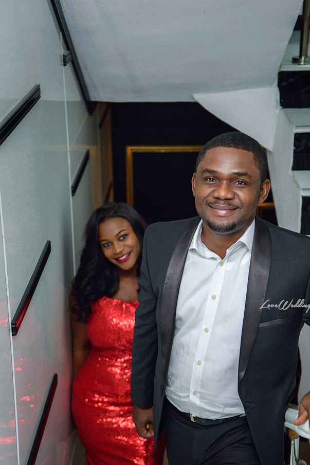Nigerian Engagement Shoot - Ginika and Okey LoveweddingsNG 4