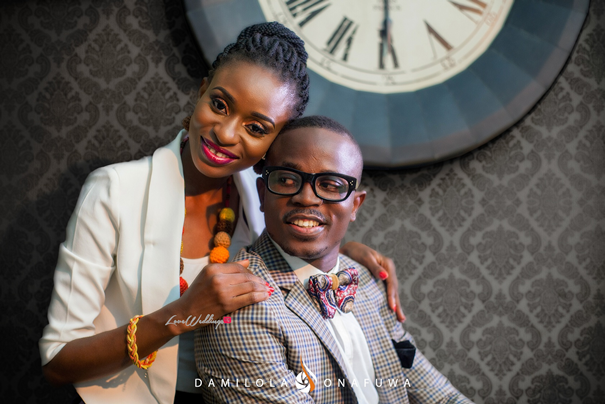 Nigerian Engagement Shoot #JayBryan2016 LoveweddingsNG Damilola Onafuwa 1