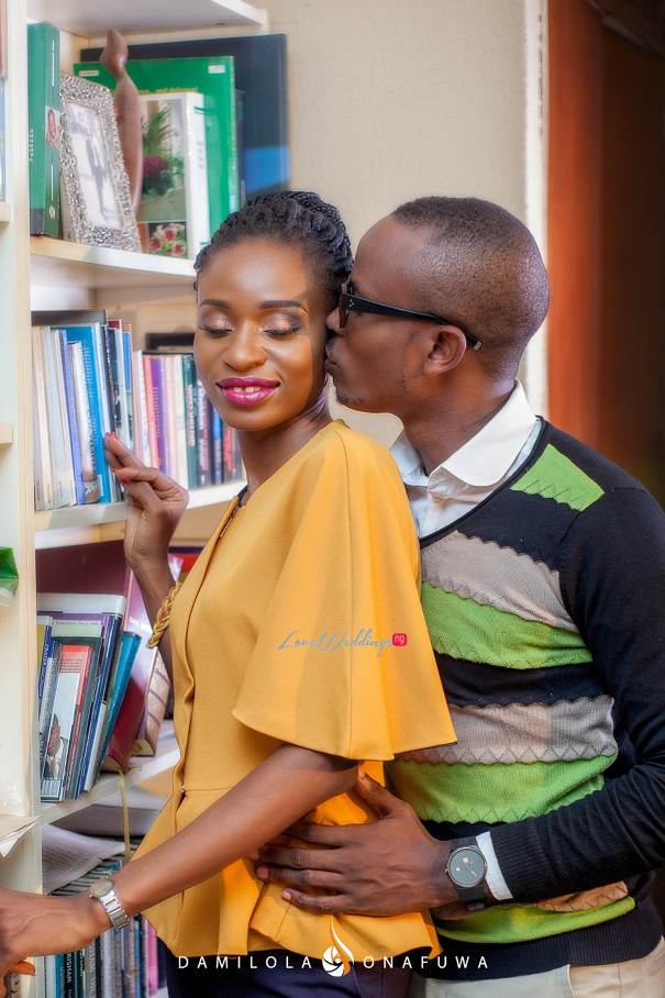 Nigerian Engagement Shoot #JayBryan2016 LoveweddingsNG Damilola Onafuwa 11
