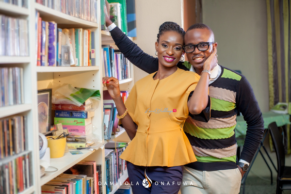 Nigerian Engagement Shoot #JayBryan2016 LoveweddingsNG Damilola Onafuwa 12