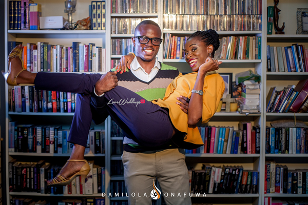 Nigerian Engagement Shoot #JayBryan2016 LoveweddingsNG Damilola Onafuwa 20