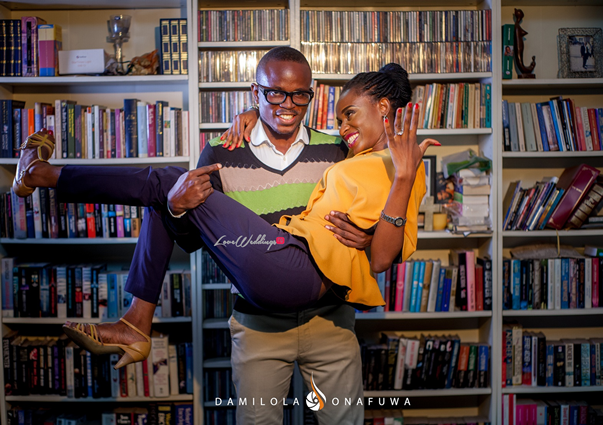 Nigerian Engagement Shoot #JayBryan2016 LoveweddingsNG Damilola Onafuwa 21