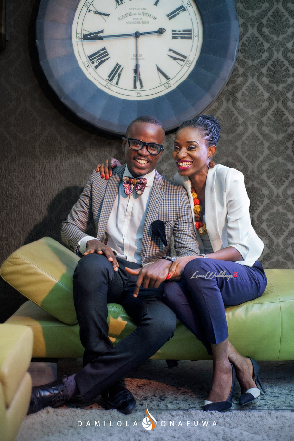 Nigerian Engagement Shoot #JayBryan2016 LoveweddingsNG Damilola Onafuwa 3