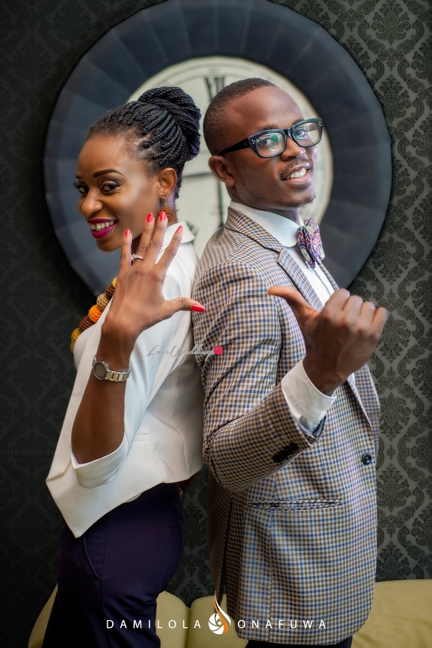 Nigerian Engagement Shoot #JayBryan2016 LoveweddingsNG Damilola Onafuwa 7