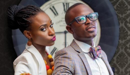 Nigerian Engagement Shoot #JayBryan2016 LoveweddingsNG Damilola Onafuwa feat