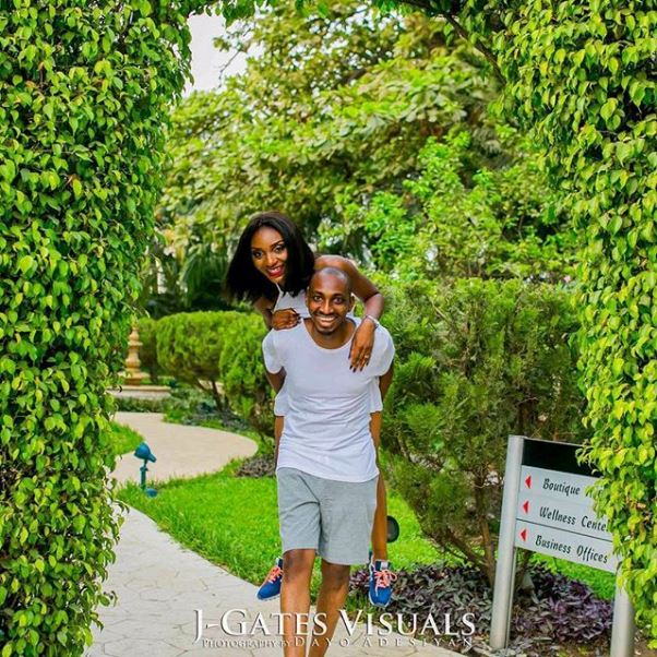 Nigerian Engagement Shoot #MrandMrsChurch LoveweddingsNG