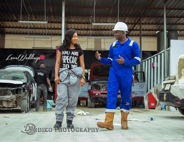 Nigerian Engagement Shoot - Nancy and Chinedu Engineers LoveweddingsNG 6
