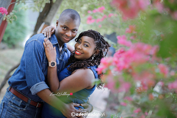 Nigerian Engagement Shoot Oluwagbenga and Adejumoke LoveweddingsNG Adeolu Adeniyi Photography 1