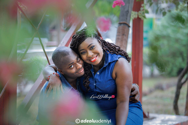 Nigerian Engagement Shoot Oluwagbenga and Adejumoke LoveweddingsNG Adeolu Adeniyi Photography 3