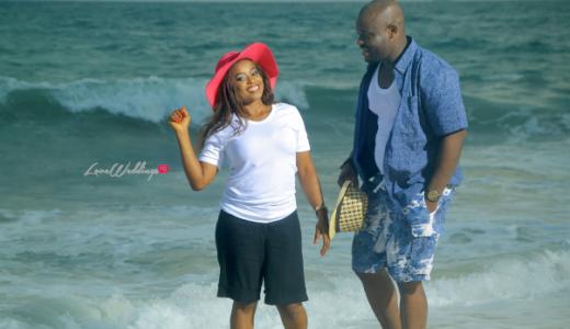Nigerian Engagement Shoot Opeoluwa & Oluwaseyi Peculiar Haston Photography LoveweddingsNG 2