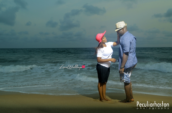 Nigerian Engagement Shoot Opeoluwa & Oluwaseyi Peculiar Haston Photography LoveweddingsNG 4