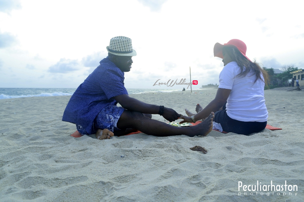 Nigerian Engagement Shoot Opeoluwa & Oluwaseyi Peculiar Haston Photography LoveweddingsNG 8