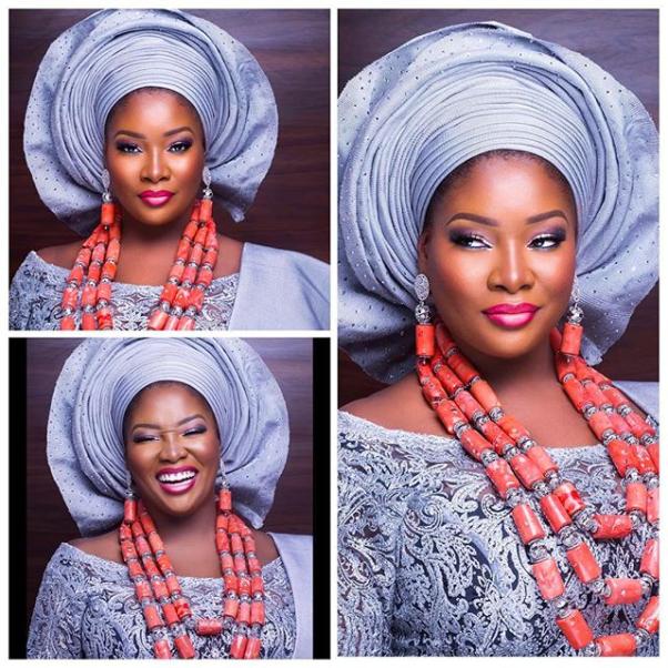 Nigerian Makeup Artist Bimpe Onakoya LoveweddingsNG