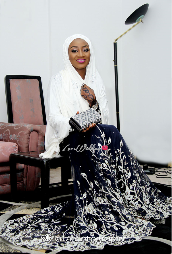 Nigerian Muslim Bride Bilkisu and Hakeem Klala Photography LoveweddingsNG 3