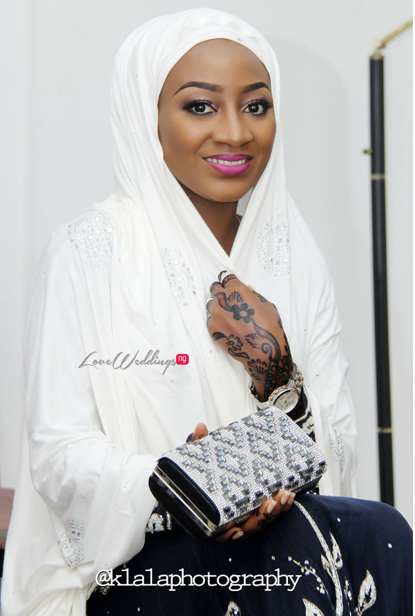Nigerian Muslim Bride Bilkisu and Hakeem Klala Photography LoveweddingsNG 4