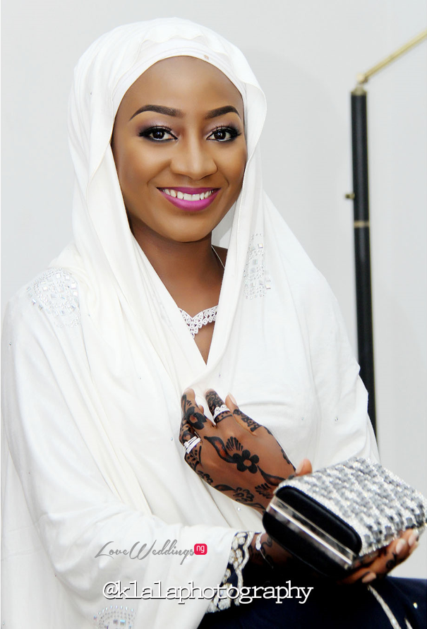 Nigerian Muslim Bride Bilkisu and Hakeem Klala Photography LoveweddingsNG 5