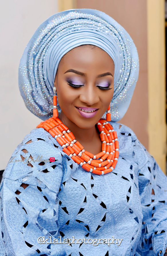 Nigerian Traditional Bride Bilkisu and Hakeem Klala Photography LoveweddingsNG 12