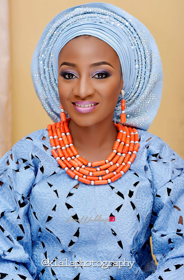 Nigerian Traditional Bride Bilkisu and Hakeem Klala Photography LoveweddingsNG 14