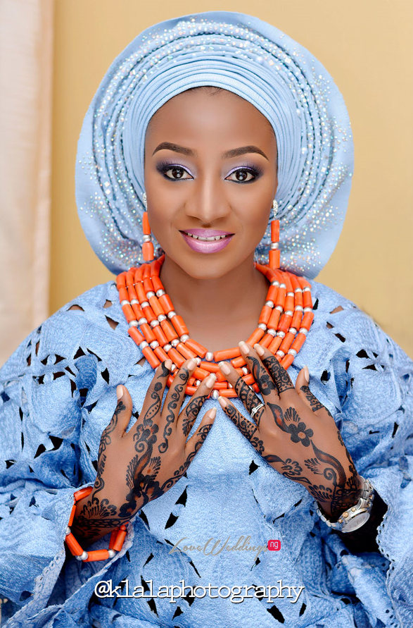 Nigerian Traditional Bride Bilkisu and Hakeem Klala Photography LoveweddingsNG 16