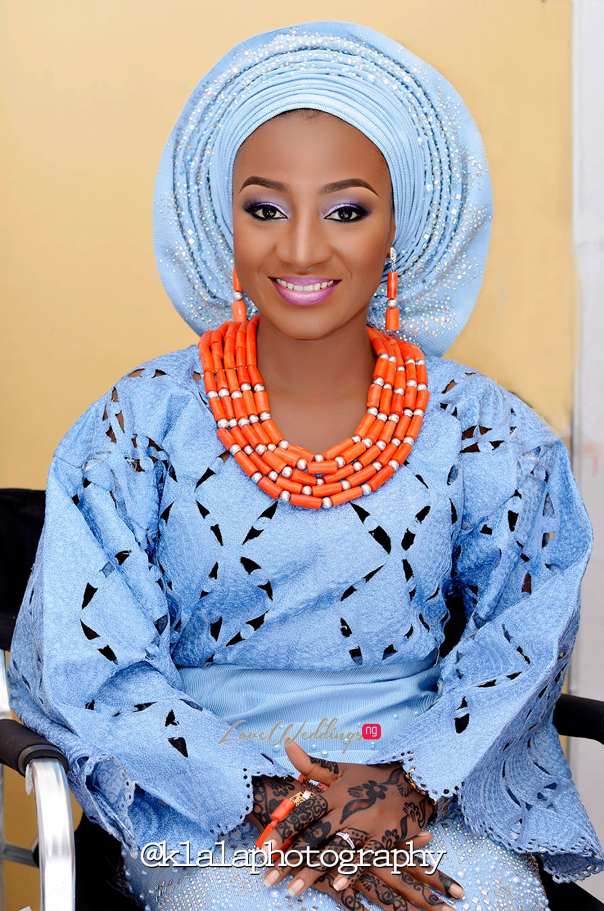 Nigerian Traditional Bride Bilkisu and Hakeem Klala Photography LoveweddingsNG 20