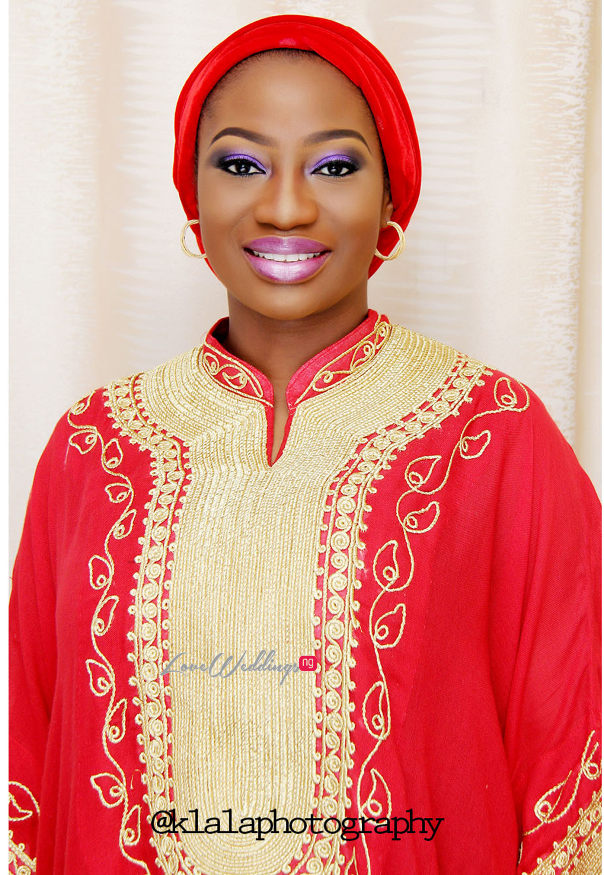 Nigerian Traditional Bride Bilkisu and Hakeem Klala Photography LoveweddingsNG 27
