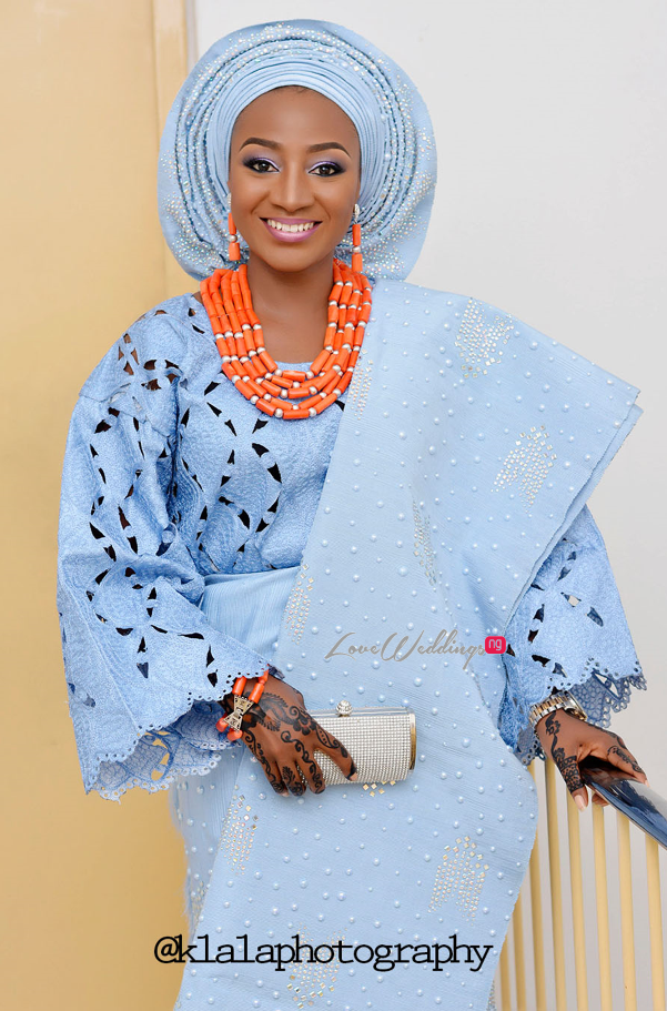 Nigerian Traditional Bride Bilkisu and Hakeem Klala Photography LoveweddingsNG 8