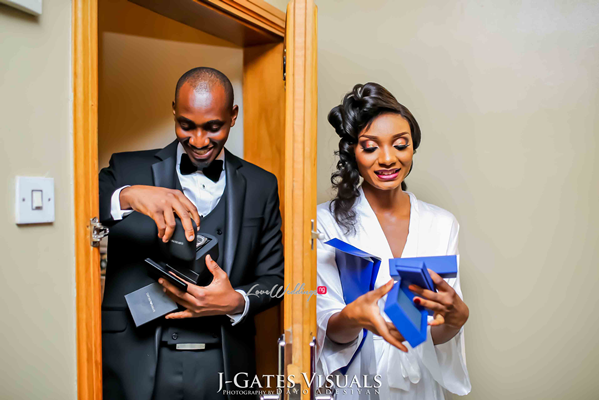 Nigerian Traditional Couple #MrandMrsChurch LoveweddingsNG 2