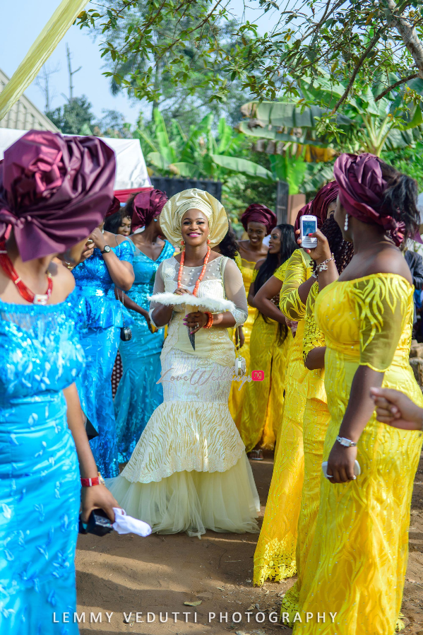 Nigerian Traditional Igbo Wedding - Ginika and Okey LoveweddingsNG 12