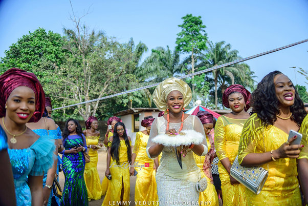 Nigerian Traditional Igbo Wedding - Ginika and Okey LoveweddingsNG 13