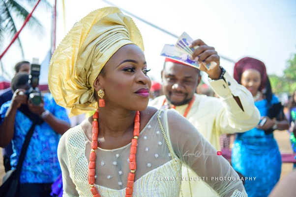 Nigerian Traditional Igbo Wedding - Ginika and Okey LoveweddingsNG 15