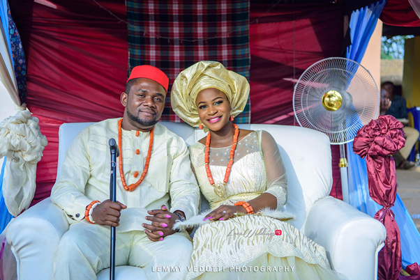Nigerian Traditional Igbo Wedding - Ginika and Okey LoveweddingsNG 17
