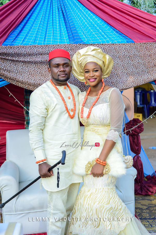 Nigerian Traditional Igbo Wedding - Ginika and Okey LoveweddingsNG 19
