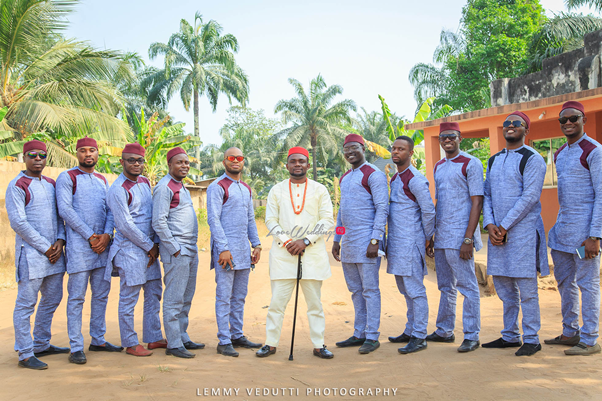 Nigerian Traditional Igbo Wedding - Ginika and Okey LoveweddingsNG 20