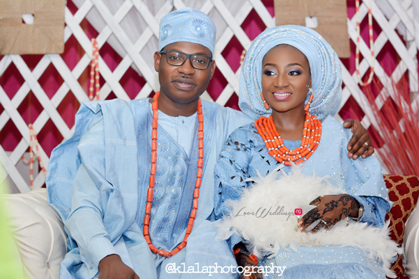 Nigerian Traditional Wedding Bilkisu and Hakeem Klala Photography LoveweddingsNG 1