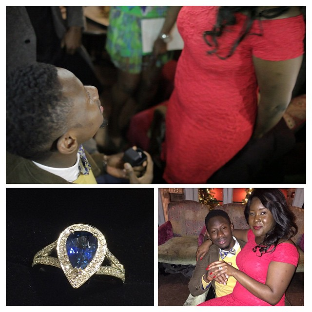 Nigerian Wedding TolaYemi - Ring 1
