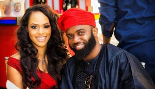 Noble Igwe and Chioma Otisi Engagement Shoot LoveweddingsNG
