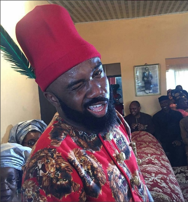 Noble Igwe and Chioma Otisi Traditional Wedding LoveweddingsNG 5